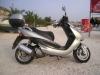 kymco-betwin-125 rent a Elektromobil