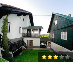 Ferienhaus Kozji Vrh - Cabar