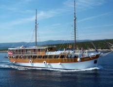 Cruising Konobe - Rijeka - Zadar - Split