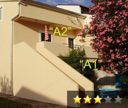 "Appartements Misulic ""Casa Rosa"" - Turanj, Zadar"