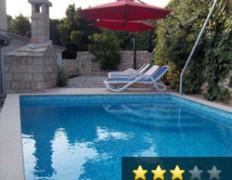 Apartment mit Pool für 8 Personen - Makarska