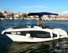 Boot mieten Okiboat Barracuda 5,45 - Vodice