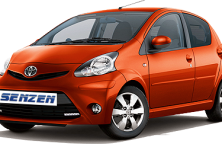 Rent a car Senzen - aygo