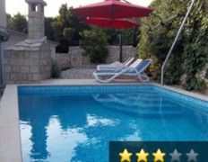 Apartment with pool for 8 persons - Makarska
