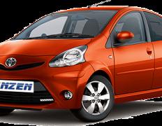 Affitare una Auto Senzen - aygo