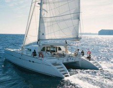 Sailing Europe - Catamarani vela