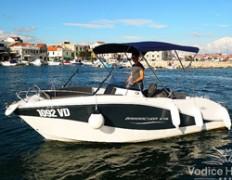 Barche a noleggio Okiboat Barracuda 5,45 - Vodice