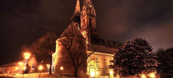 Adventfest presso la Cattedrale 2019 - Zagabria