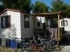 Kamp Vranjica Belvedere - Trogir sport bike
