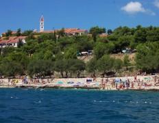 Kamp Vranjica Belvedere - Trogir