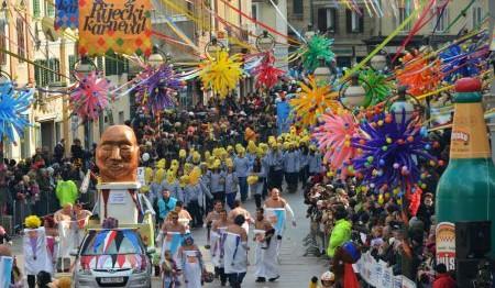 Karneval Rijeka 2014