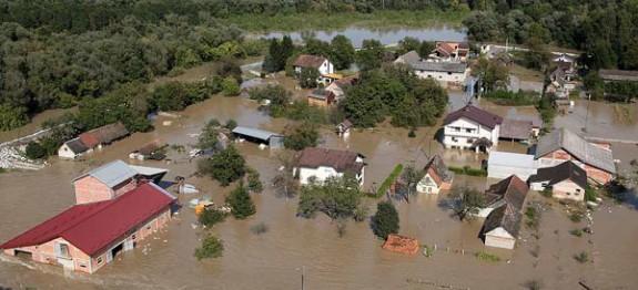 Poplave i prirodne katastrofe u Hrvatskoj - pomognite u nevolji