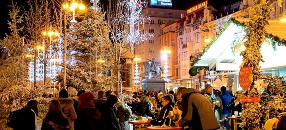 Advent u Zagrebu 2016