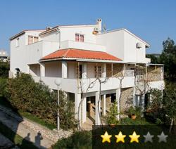 Apartmani i sobe Šime Oštarić - Kolan - otok Pag